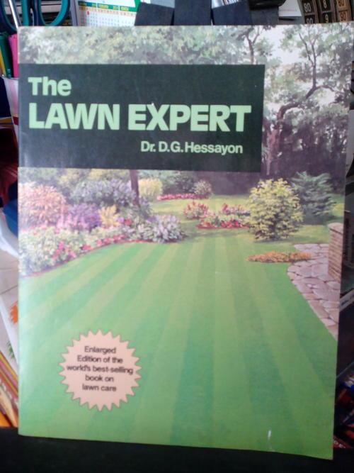 garden expert dr dg hessayon